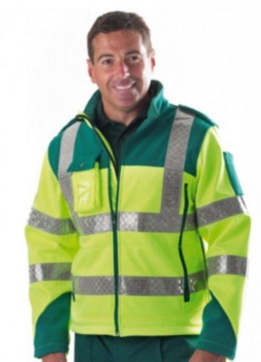 Ambulance Jacket