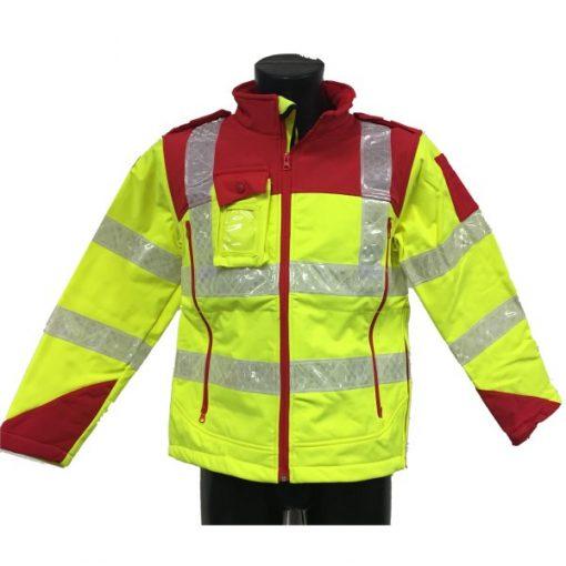 Paramedic Jacket RED