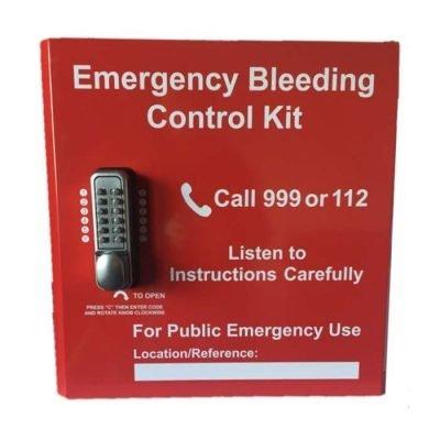 Outdoor Bleeding Control Cabinet